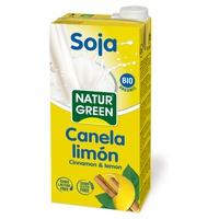 Bebida de Soja Canela y Limón