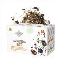 Te de hierbas funcional bienestar bio detox