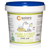 Solara Pure anhydrous citric acid