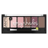 Eyeshadow palette 6 colors Rose 02