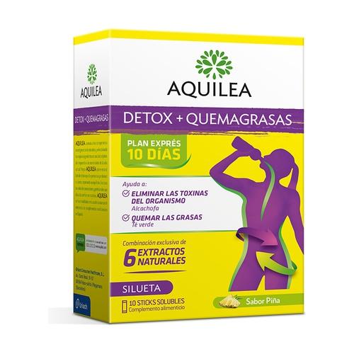 Aquilea Detox Quemagrasas