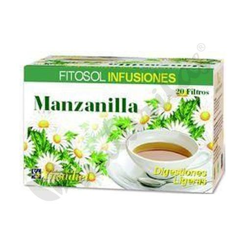 Infusiones Manzanilla