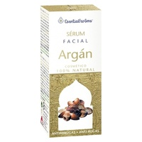 Siero viso all'argan