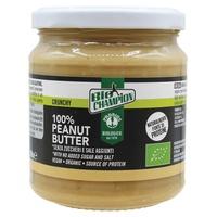 Biochampion Crunchy 100% Masło Orzechowe