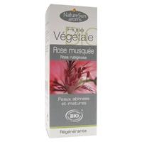 Huile végétale rose musquée Bio