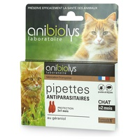 Anti-parasite Droppers for Cats