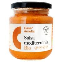 Salsa mediterránea Bio