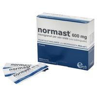Microgrânulos Normast 600mg