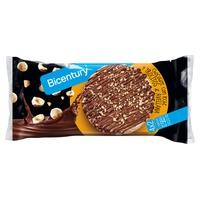 Tortitas de Arroz Chocolate con Leche y Trocitos de Avellana 4x2