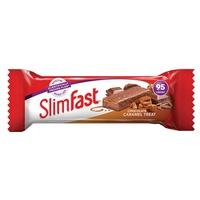 Chocolate caramel flavor food bars
