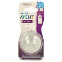 Philips Avent Natural Teat SCF043 / 27