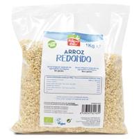 1 kg okrągłego brązowego ryżu