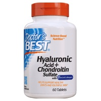Hyaluronic Acid + Chondroitin Sulfate with BioCell Collagen