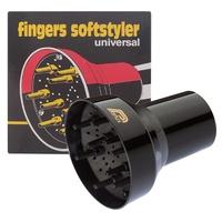 Diffuseur pour les doigts Sèche-linge universel