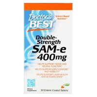 SAM-e, 400mg Double-Strength