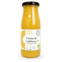 Crème de potiron bio
