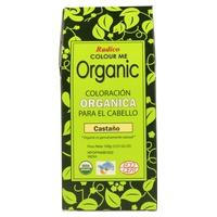 Colour Me Organic Castaño Bio