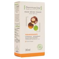 Aceite seco facial piel mixta Argán Bio