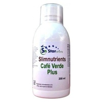 Slimnutrients Café Verde Plus