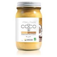 Organic Coconut Sugar Paste