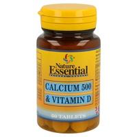 Wapń 500 + witamina D.