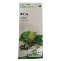 Soluzione Idroalcolica 14 Fucus