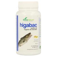 Higabac Aceite de Hígado de Bacalao