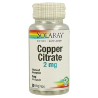 Citrate Copper