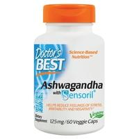 Ashwagandha con Sensoril 125 mg