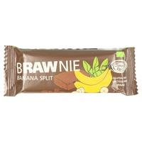 Brownie Vegano Plátano y Cacao Simply Raw