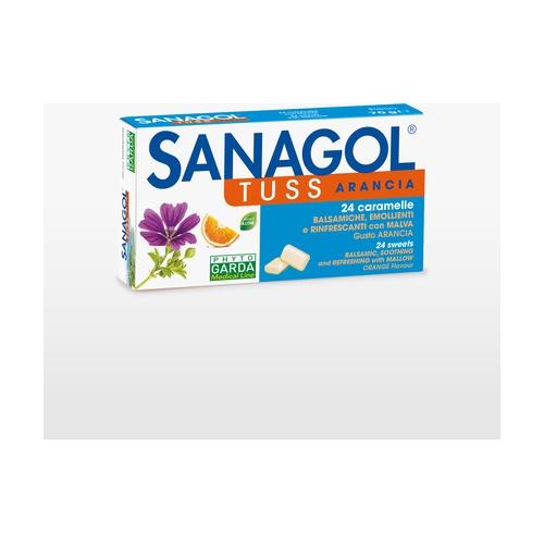 Sanagol tuss Naranja