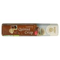 Barrita Chocolate y Quinoa Inflada Bio