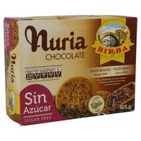 Galletas Nibs Sin Azúcar (Sabor Chocolate)