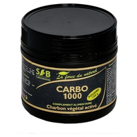 Carbo 1000, activated vegetable charcoal powder
