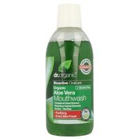 Aloe vera mouthwash