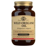 Óleo de orégano selvagem (Origanum vulgare)