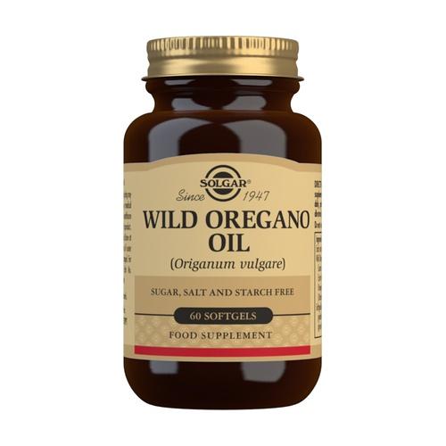 Aceite de orégano silvestre (Origanum vulgare)