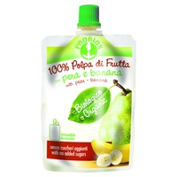 Doypack with Pear and Banana Flavor