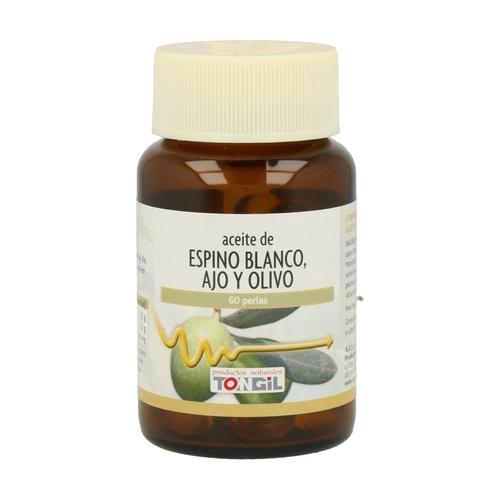 Aceite de Espino Blanco Ajo y Olivo