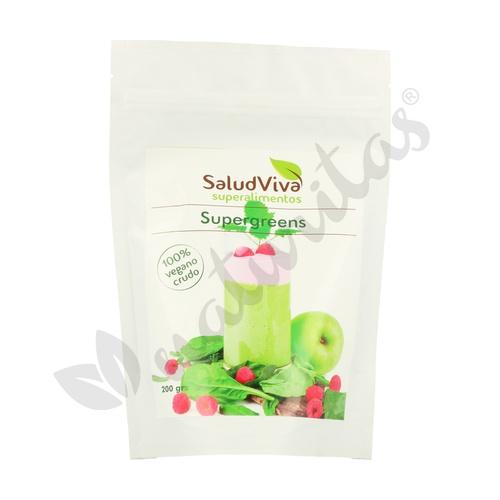 Supergreen 200 gr de Salud Viva