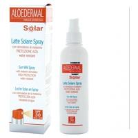 Aloedermal latte solare spray SPF31