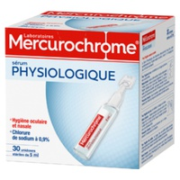 Physiological serum