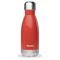 Bouteille Isotherme Inox - Rouge