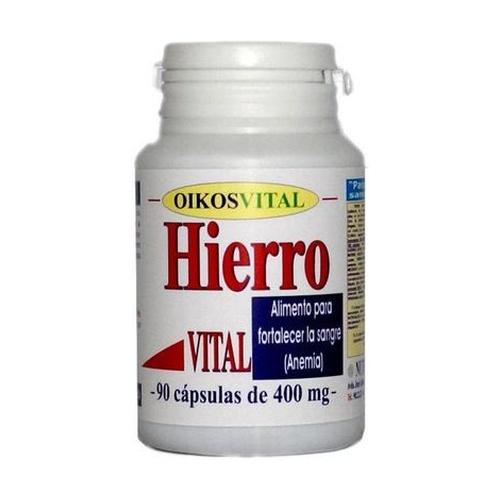 Hierro Vital