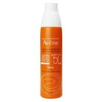 SPF 50+ sun spray