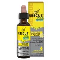 Bach Rescue Plus Vitamins Drops