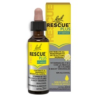 Bach Rescue Plus Vitaminas Gotas