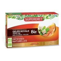 Ginseng - Organic Royal Jelly