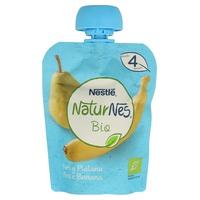 Bolsita Puré de Fruta Pera y Plátano Bio
