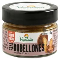 Kleine organische Robellones Pastete